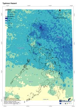National Typhoon Hazard