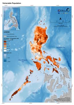 Luzon Vulnerable Population