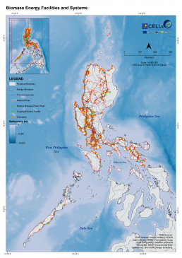 Luzon Biomass Energy Facilities and Systems