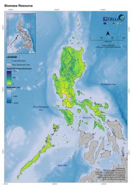 Luzon Biomass Resource
