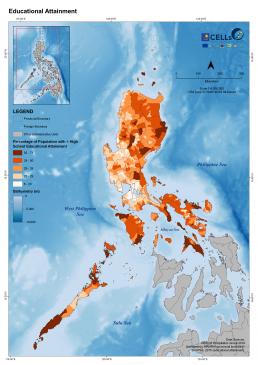 Luzon Educational Attainment
