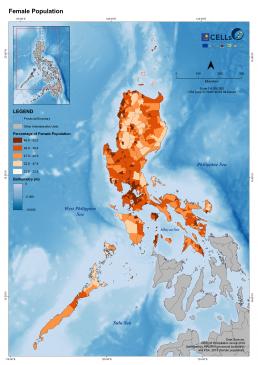 Luzon Female Population