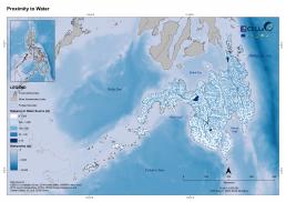 Mindanao Proximity to Water