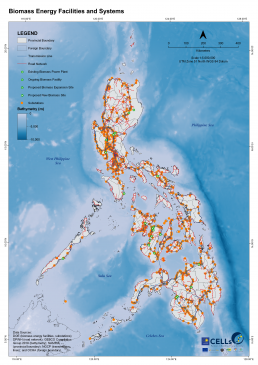 National Biomass Energy Facilities and Systems