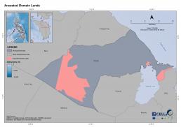 Naujan Ancestral Domain Lands