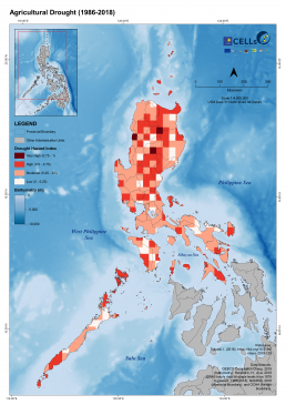 Luzon Agricultural Drought (1986-2018)