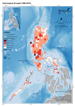 Luzon Hydrological Drought (1986-2018)