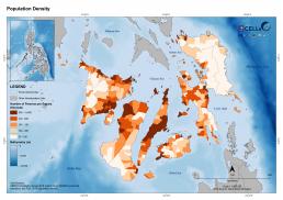 Visayas Population Density
