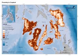 Visayas Proximity to Cropland